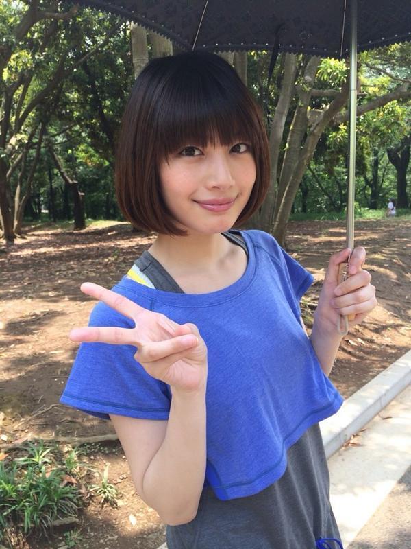 洋服が素敵な小松美咲さん